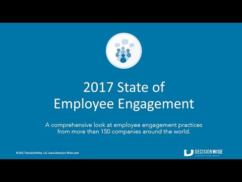 2017 State of Employee Engagement Survey Results