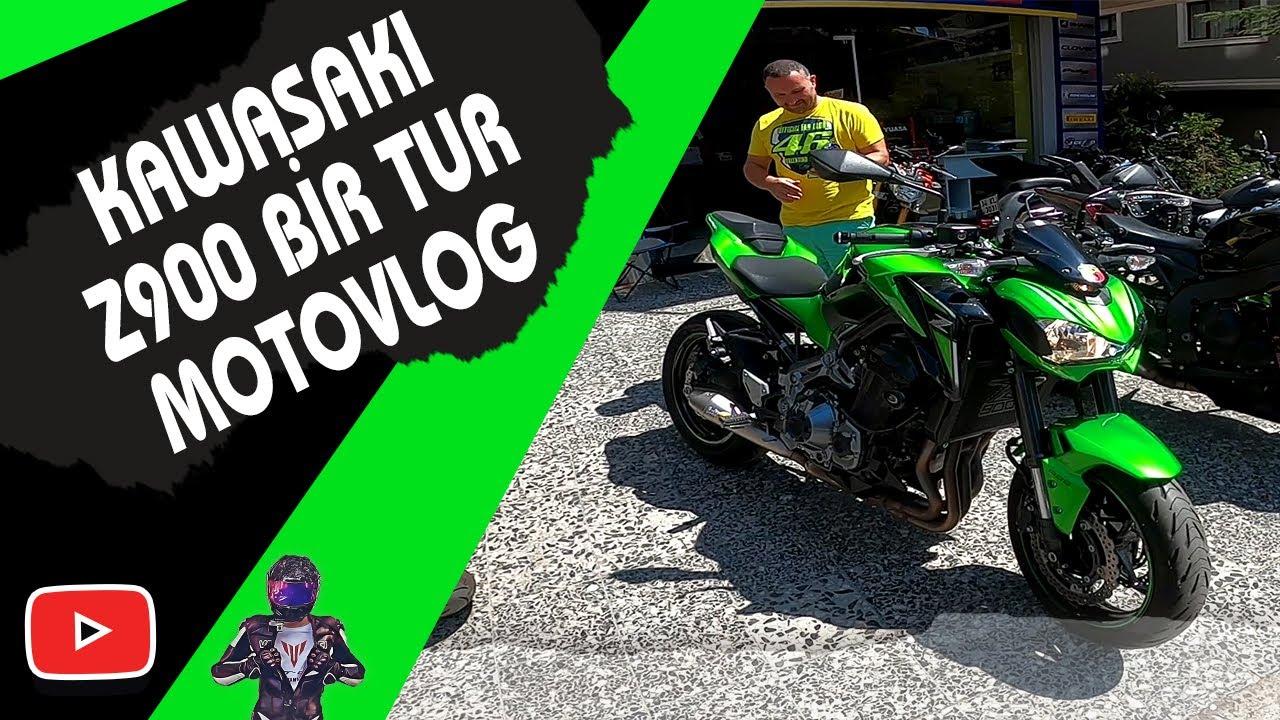 Kawasaki Z 900 // MotoVlog