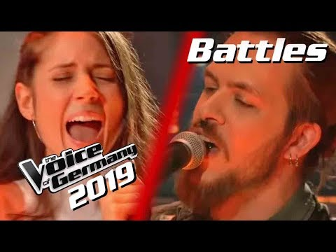 Beyoncé - Daddy Lessons (Patrick Rust Vs. Mariel Kirschall)   The Voice Of Germany 2019   Battles