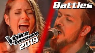 Beyoncé   Daddy Lessons (patrick Rust Vs. Mariel Kirschall) | The Voice Of Germany 2019 | Battles