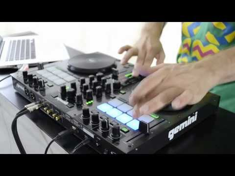 DJ AH YEAHH!! on Gemini G2V