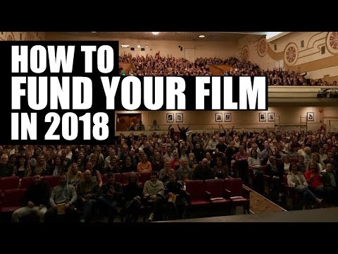 How To Get Funding For Your Film In 2018 | 3 Tips | AJTN #1