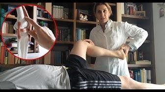 Il ginocchio: legamenti e test
