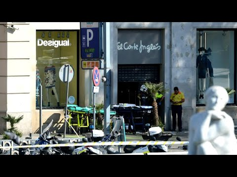 Spain becomes the latest target of terror
