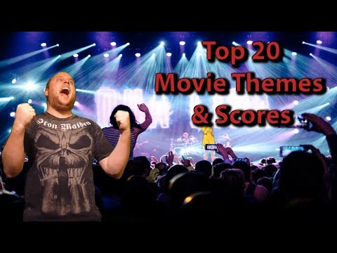Top 20 Most Awesome Movie Music Themes and Scores