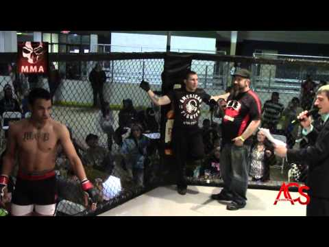 "Exiled MMA ""ANARCHY"" Skylr Kimble Vs. Ryan Dime"