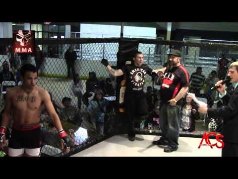 """Exiled MMA """"ANARCHY"""" Skylr Kimble Vs. Ryan Dime"""