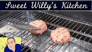 How To Grill The Perfect Cheeseburger In Sweet Willy's Kitchen