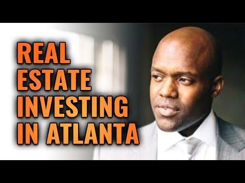 STR 003: Real Estate Investing In Atlanta with Tomond Jack