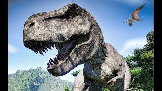 Тираннозавр Ужас Мелового Периода