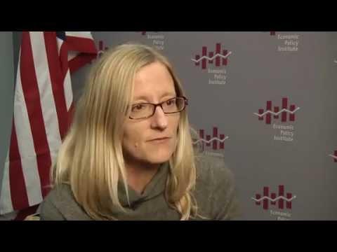 Heidi Shierholz on Unemployment
