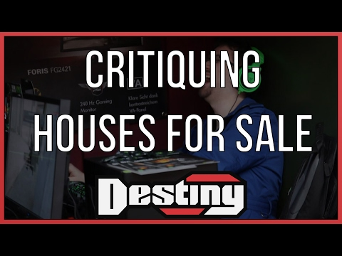 Critiquing houses for sale