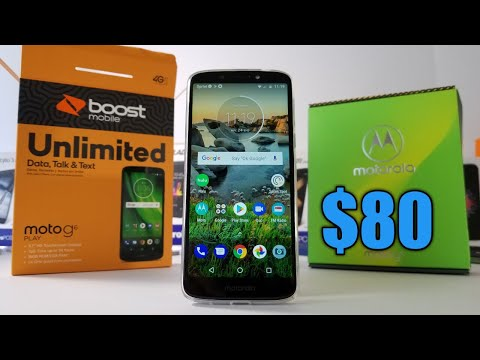 Moto G6 Play Detailed Unboxing and Hands-On.. WOW only $80 at Walmart