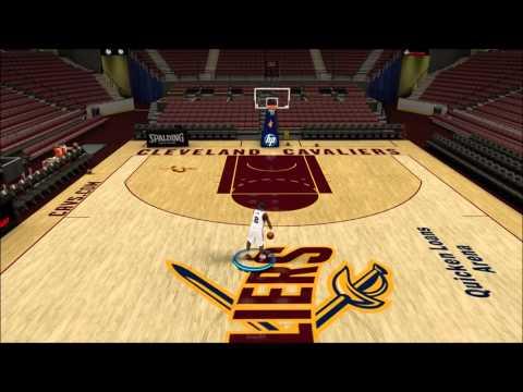 NBA 2K12 - How To Hop Step