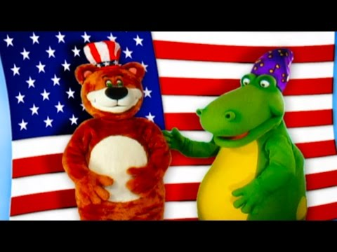 Yankee Doodle Went To Town Song Sing Along | Nursery Rhymes   Kids Songs | From Baby Genius