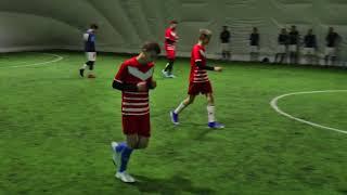 Обзор матча 6 MFC BLUE WHALES RING UKRAINE SFCK Street Football Challenge Kiev