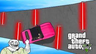 Я ТЕБЕ ПОКАЖУ ТРОЛЛИНГ! УГАРНЫЙ СКИЛЛ ТЕСТ В GTA 5 ONLINE (ГТА 5 онлайн смешные моменты)