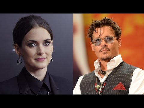 Winona Ryder Calls Ex Johnny Depp's Abuse Allegations 'Difficult and Upsetting'