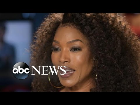 Angela Bassett on the success of 'Black Panther'  and the MeToo movement