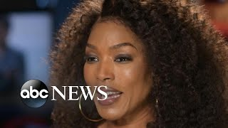 Angela Bassett on the success of 'Black Panther'  and the #MeToo movement