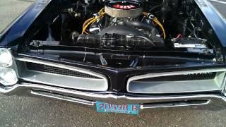 1966 Pontiac LeMans 428  Walk Around