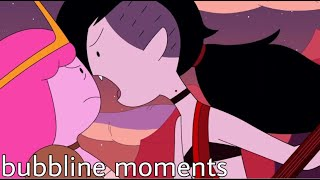 bubbline moments in obsidian