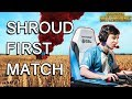 Download lagu Shrouds FIRST Time Playing PUBG - Player Unknown's Battlegrounds