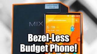 Bezel-less on a Budget??? Doogee Mix Unboxing!