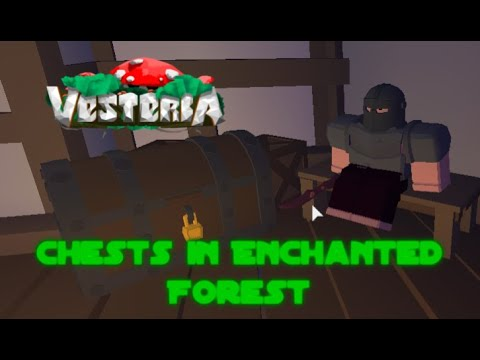 All Known Chest Locations In Enchanted Forest Roblox Vesteria - All Known Chest Locations In Enchanted Forest Roblox Vesteria