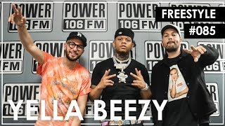 Yella Beezy Freestyles Over \
