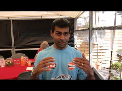 Karun Chandhok PIT-STOP CHAT @ Le Mans