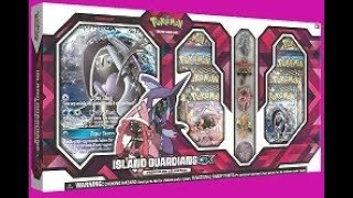 Unboxing NEW Pokemon Island Guardians GX Collection| Full Arts Pulled!!