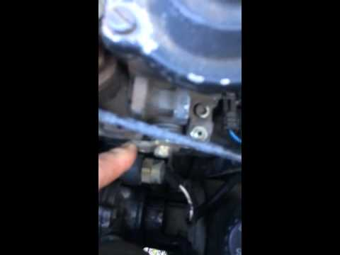 Cummins ve pump fuel shut off   YouTube Cummins ve pump fuel shut off