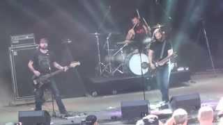 [FULL HD] Heretics + Elizabeth - Dream The Electric Sleep Live @ Night of the Prog IX, 19.07.14