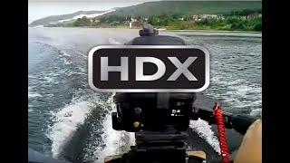 Човновий мотор HDX 5 bms 4-х такт 5 л. с.
