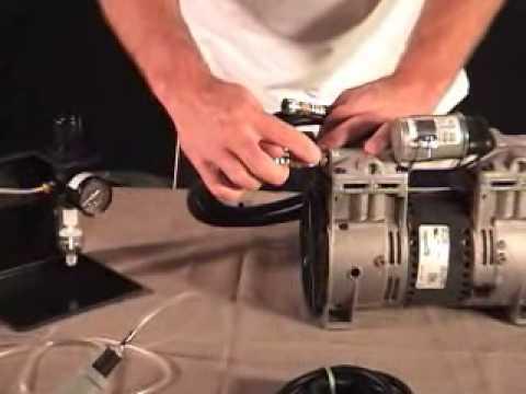 Ken Brown Professional Engraving System