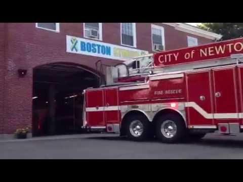 Newton Ma. Fire Station 2