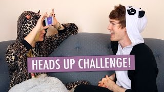 Heads Up Challenge with Kelsey!