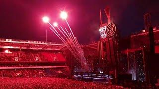 Rammstein - Du Hast (PYRO SHOW) LIVE August 18, 2019 (Ullevaal Stadion, Oslo, Norway) HD