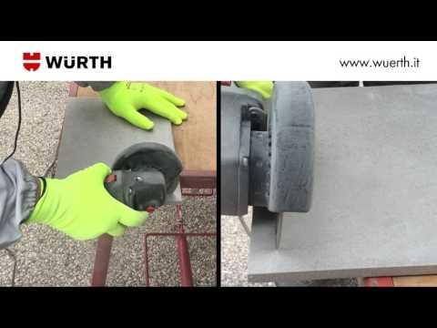 Disco da taglio diamantato Fine Cut Plus | Würth