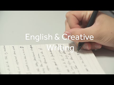 Discover English Literature and Creative Writing at Lancaster University