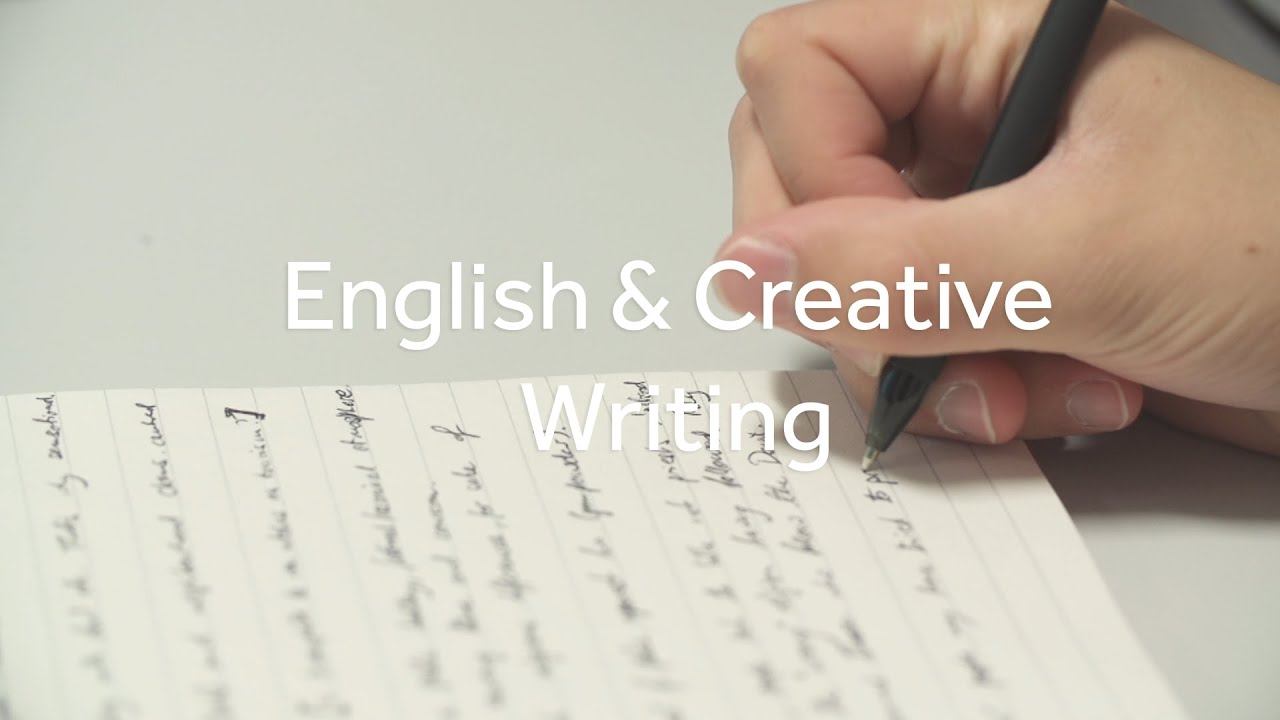 Discover English Literature and Creative Writing at Lancaster University  YouTube