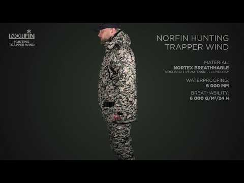 Norfin Hunting Trapper Wind