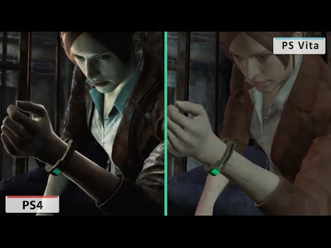 Resident evil revelations 2 ps4 download size | How much Gb