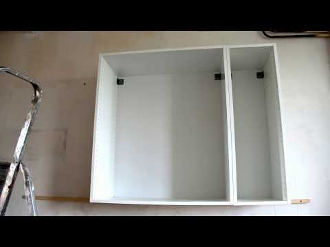 Fixation Meuble Haut Cuisine Ikea Youtube