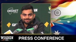 Virat Kohli Press Conference | Australia v India, Fourth Test | Wisden India