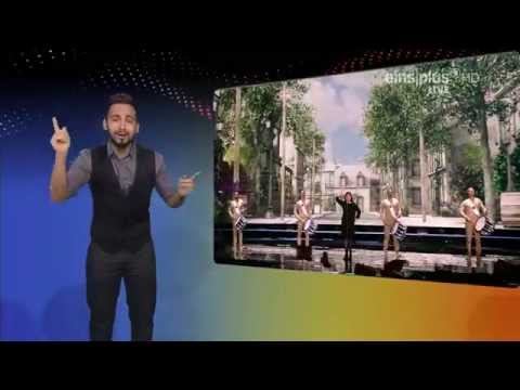 Present all the songs from the Eurovision 2015 Grand Final