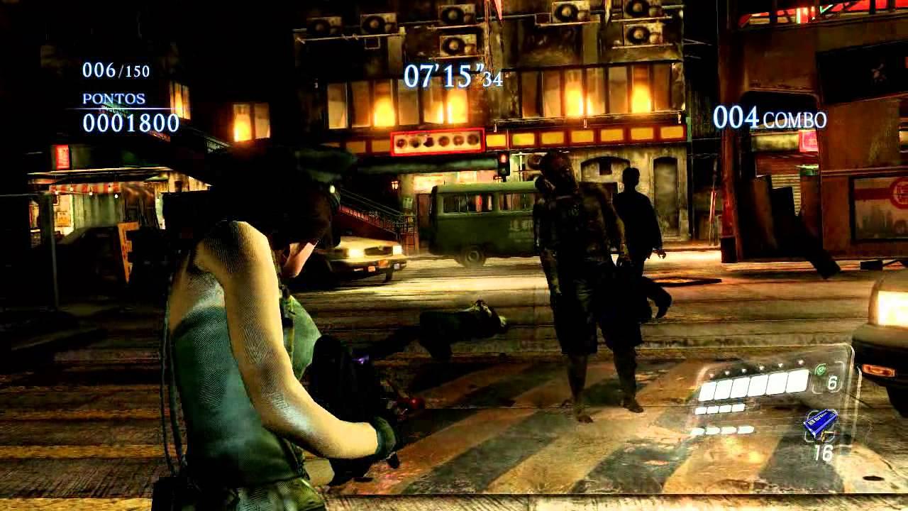 Resident Evil 6 Jill Valentine Re3 Costume