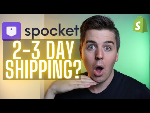 Spocket: EU & US Dropshipping Shopify App - Honest Review By Ecomexperts.io