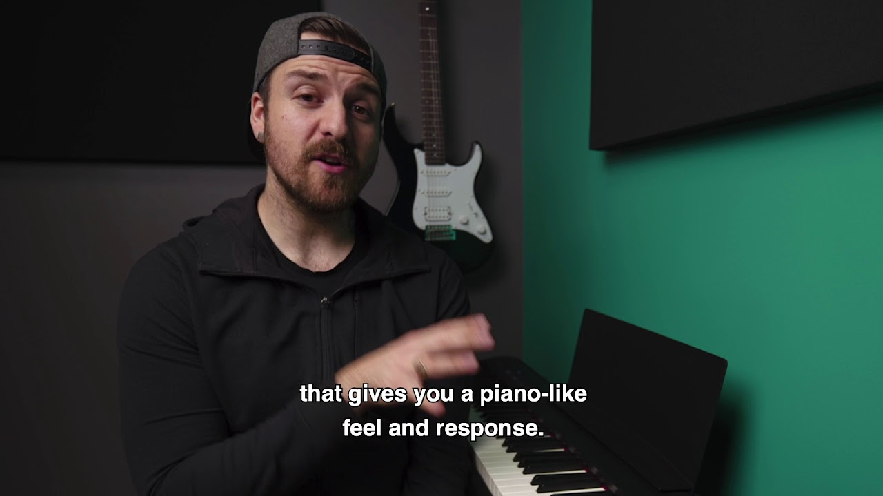 Roland Fp 30 Digital Piano Overview Resonate Music Youtube
